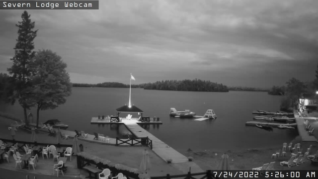 Severn Lodge Webcam - Pier